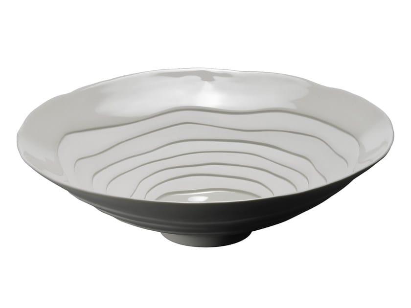 Porcelain centerpiece EROSUM | Centerpiece - Fos Ceramiche
