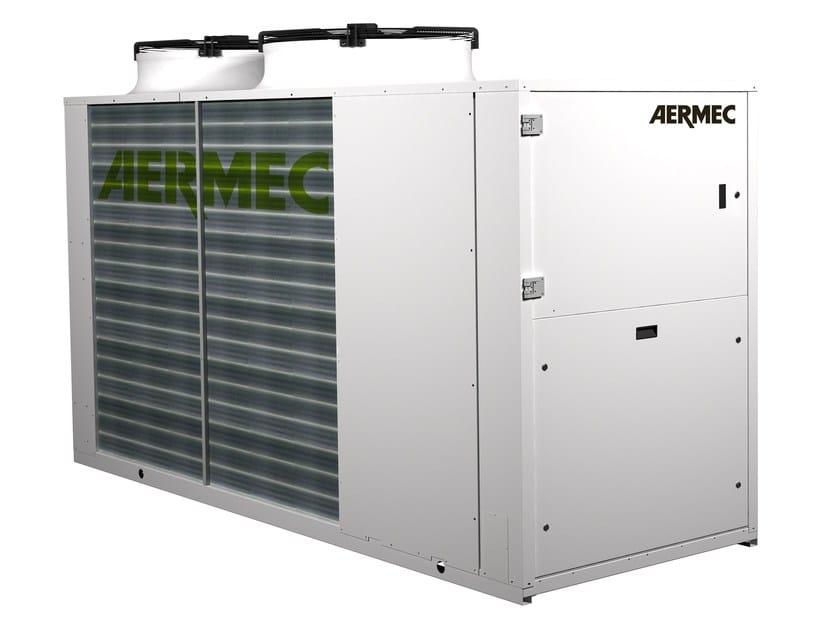 Pompa di calore ad aria acqua nrk aermec for Costo pompa di calore aria acqua