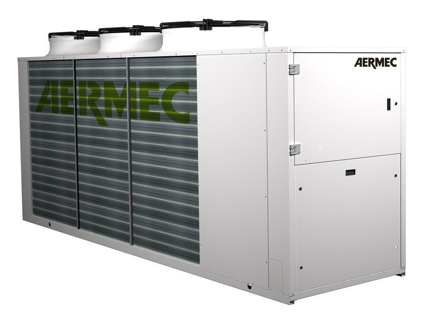 Air to water Heat pump NRK by AERMEC