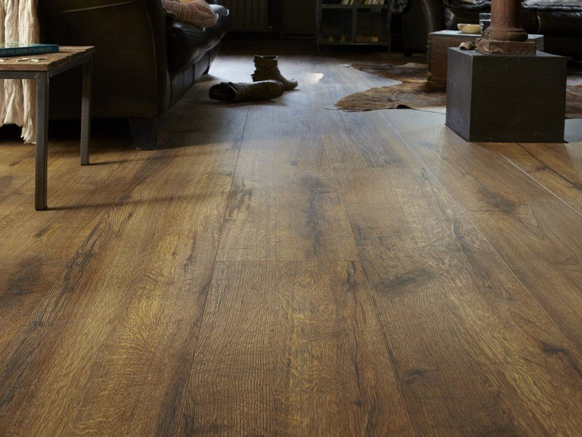 Laminate flooring LONG BOARDS - TARKETT