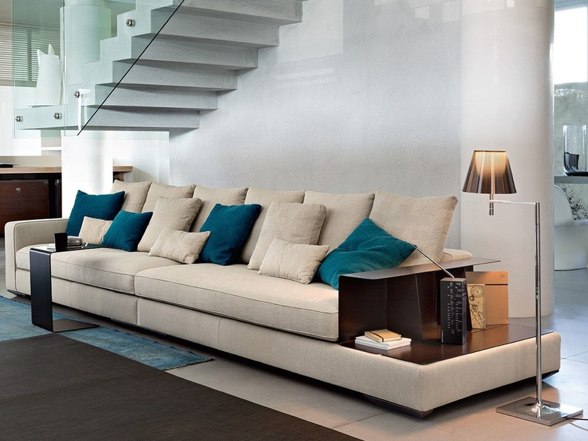 Design fabric sofa LOMAN SOFT - Ditre Italia