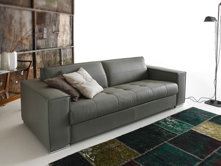 Canapé-lit en similicuir TISSOT  Canapé-lit - Ditre Italia