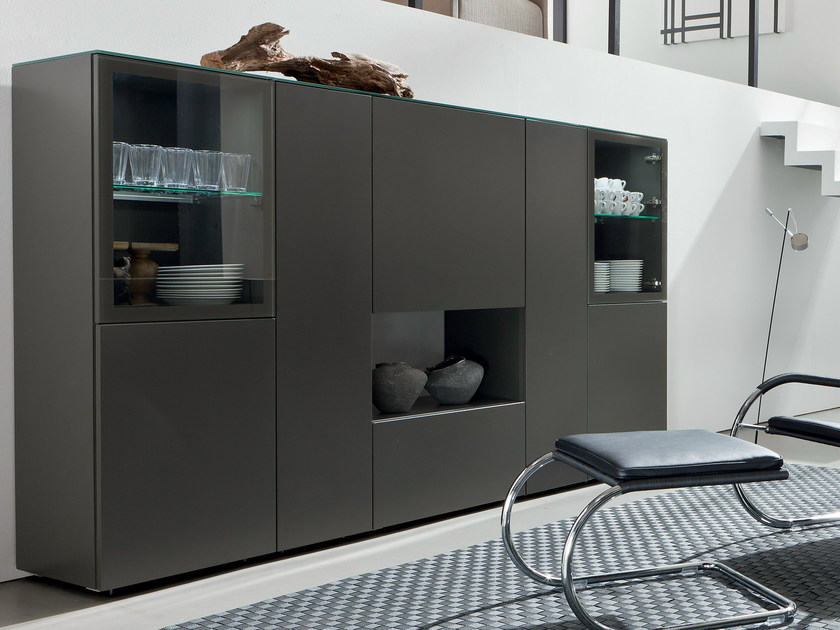 neo highboard by h lsta werke h ls. Black Bedroom Furniture Sets. Home Design Ideas