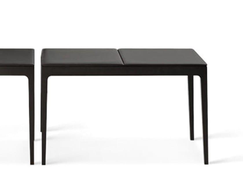 Wooden bench ANNA B | Bench - Crassevig