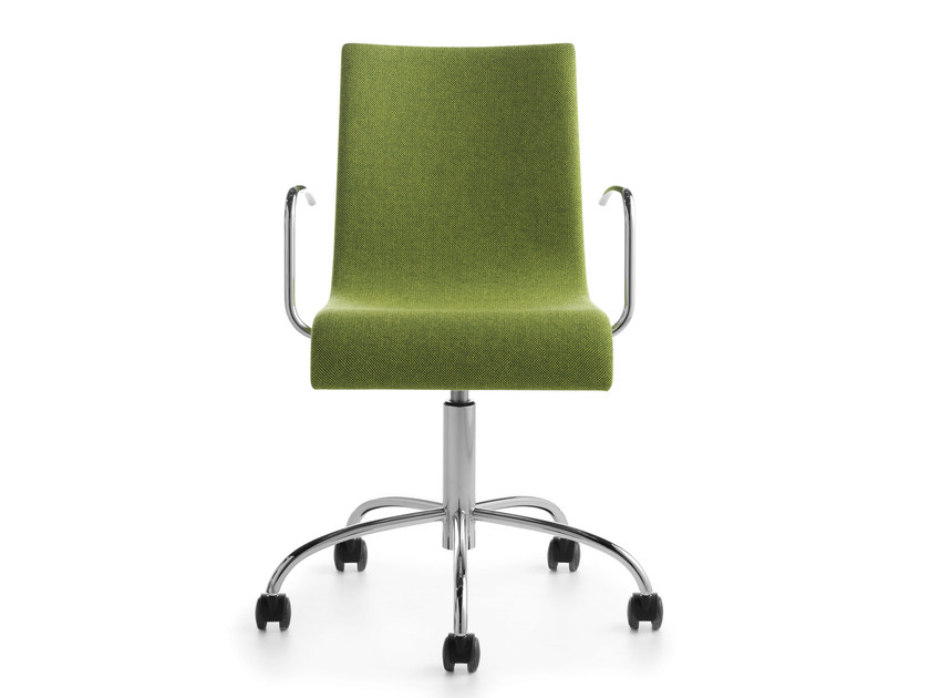 Task chair with armrests ASIA PD | Task chair - Crassevig