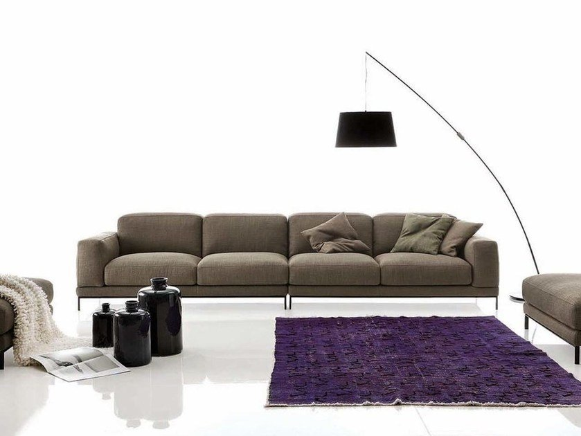 Sectional fabric sofa SHADE | Sectional sofa - Ditre Italia