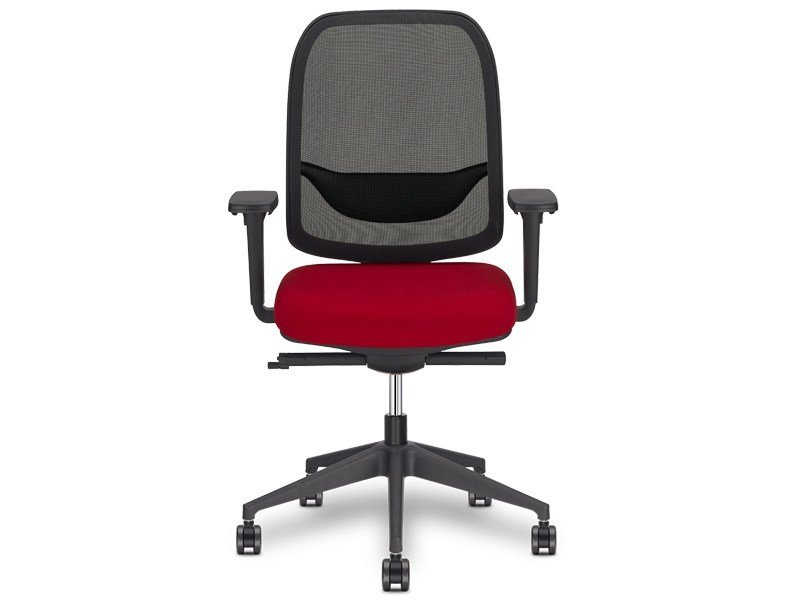 Task chair with 5-Spoke base INVICTA PLUS | Task chair - SitLand