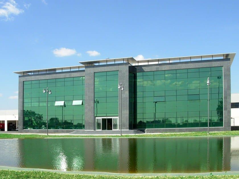 Solar control glass Pilkington Eclipse Advantage™ by PILKINGTON ITALIA