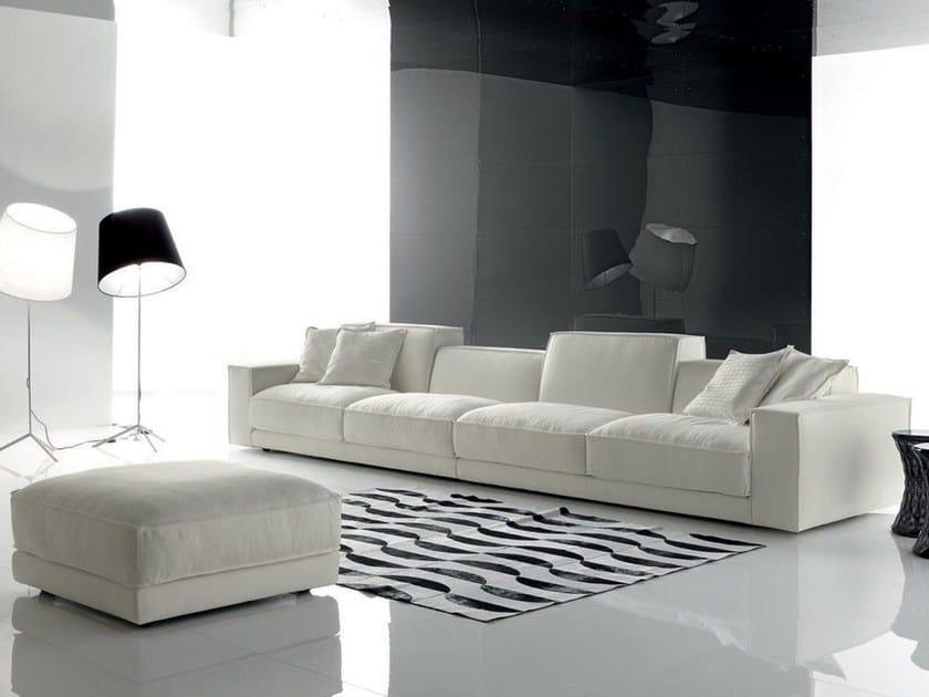 Sectional fabric sofa BUBLÈ | Sectional sofa by Ditre Italia