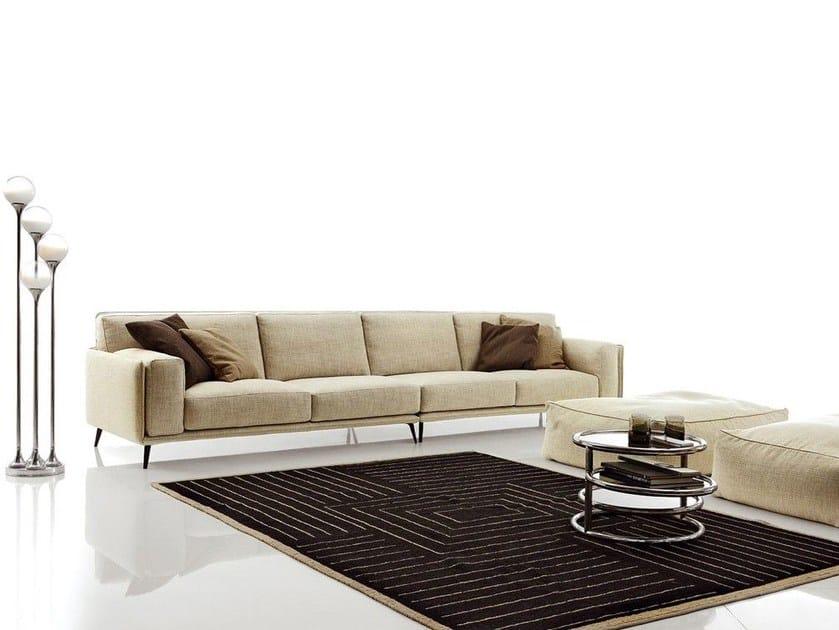 Sectional fabric sofa KRIS | Sectional sofa - Ditre Italia