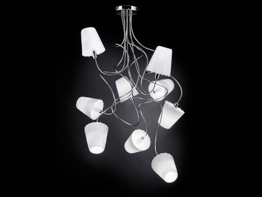 Ceiling lamp ARIA | Ceiling lamp - Metal Lux di Baccega R. & C.
