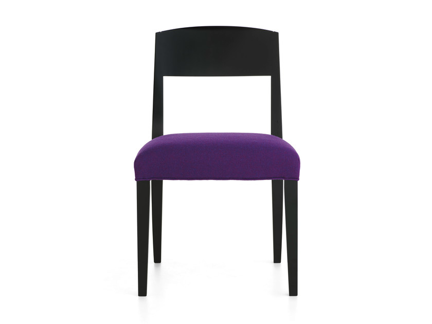 Upholstered beech chair LASA R | Chair by Crassevig