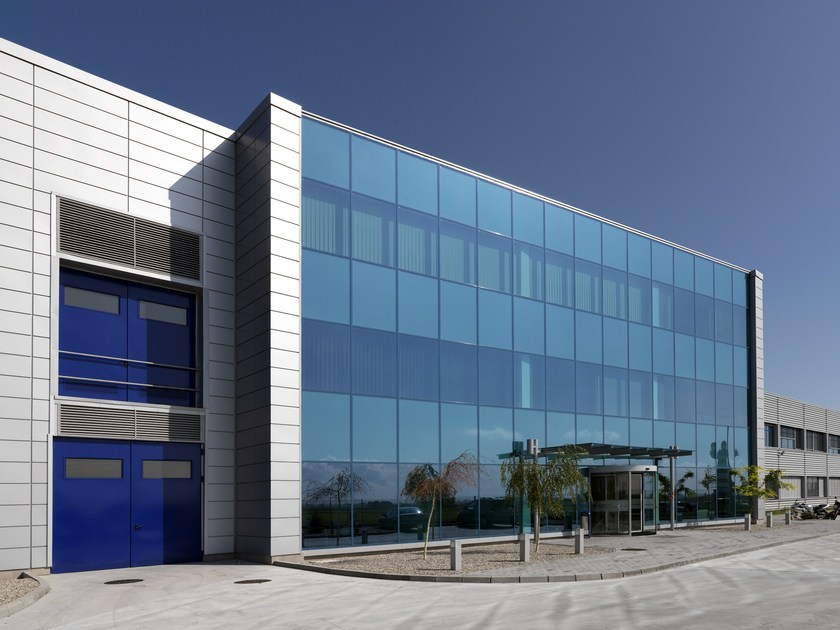 Self-cleaning float glass Pilkington Activ™ - PILKINGTON ITALIA