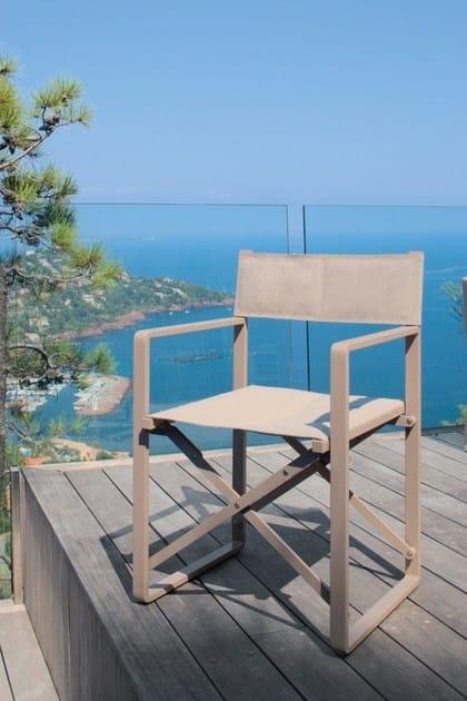 Folding garden chair CHIC | Folding chair by Talenti
