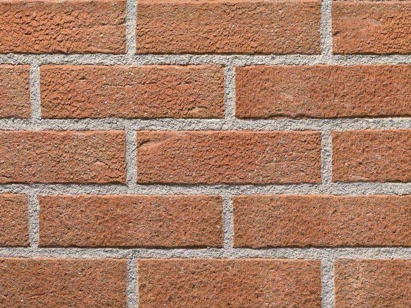 Facing brick FUTURA FT153 | Clay wall tiles by B&B Rivestimenti Naturali