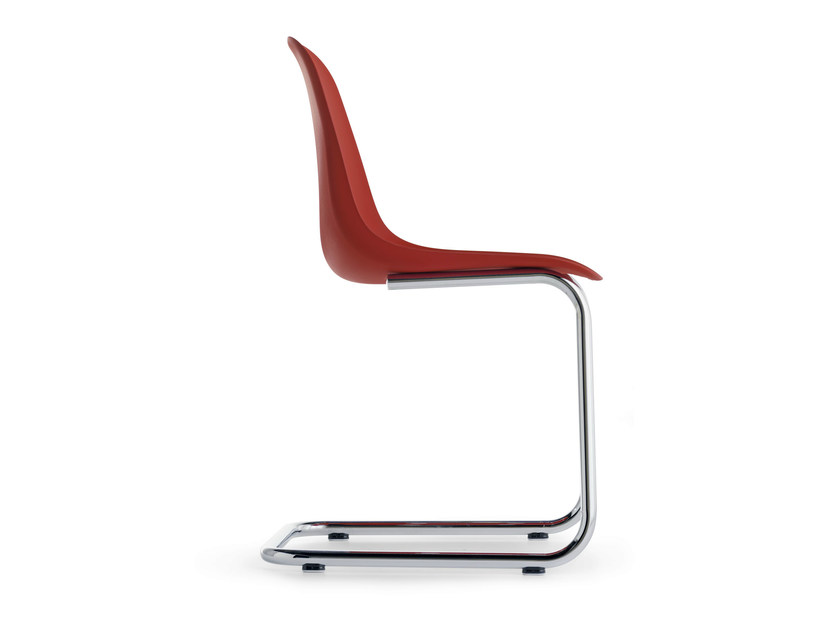 Cantilever chair POLA R/CL - Crassevig