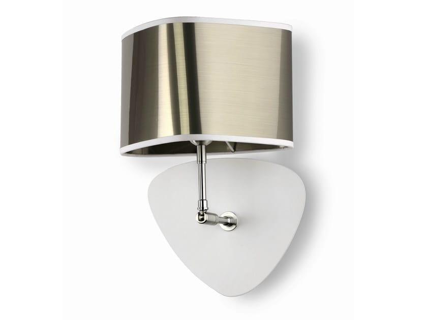 Metal wall lamp WLG700WH - Hind Rabii