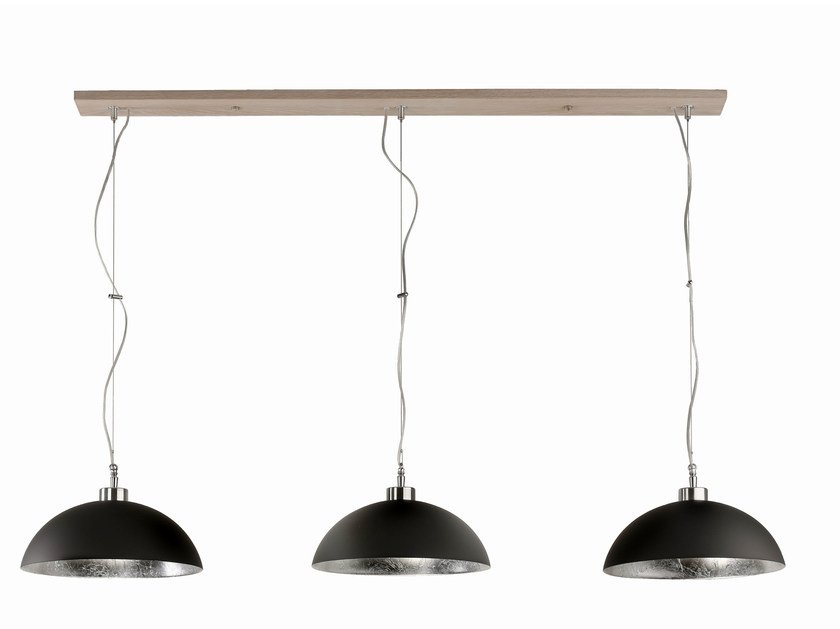 Metal pendant lamp KT3030 - Hind Rabii