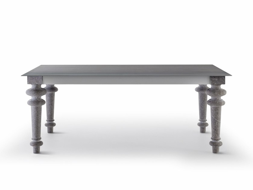 Rectangular dining table GRAY 34 - Gervasoni
