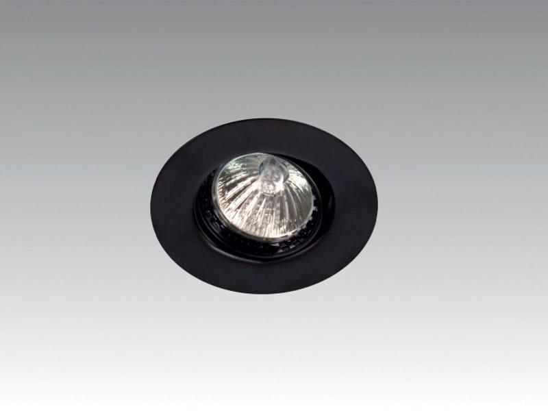 Adjustable ceiling recessed spotlight CLASSIC - Orbit