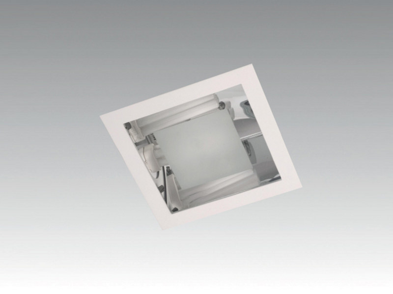 Ceiling recessed spotlight SQUARE SAVER - Orbit