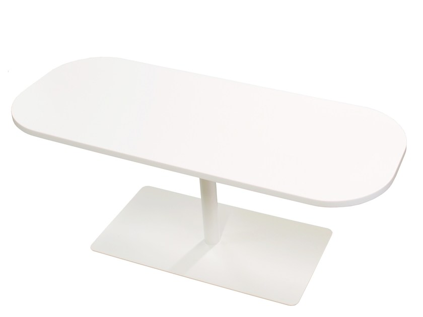 Coffee table UNITA | Corian® coffee table - TABISSO