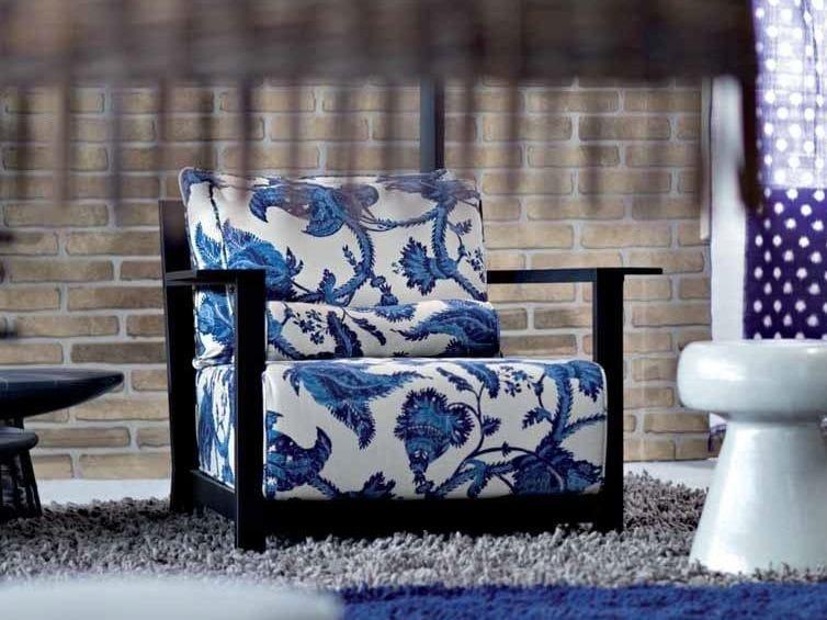 Armchair with armrests OTTO 115 - Gervasoni