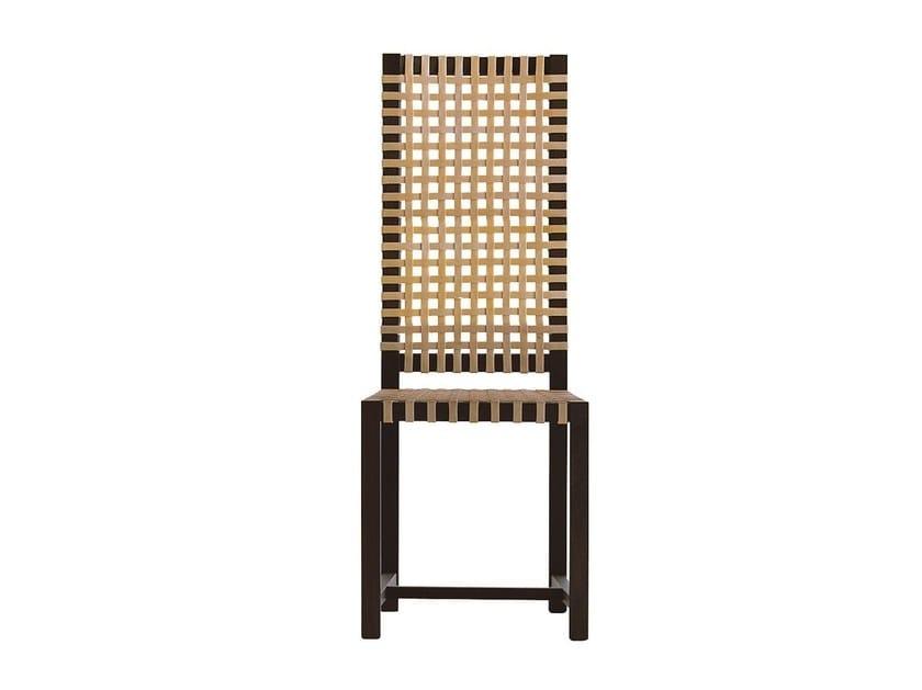 High-back chair OTTO 121 - Gervasoni