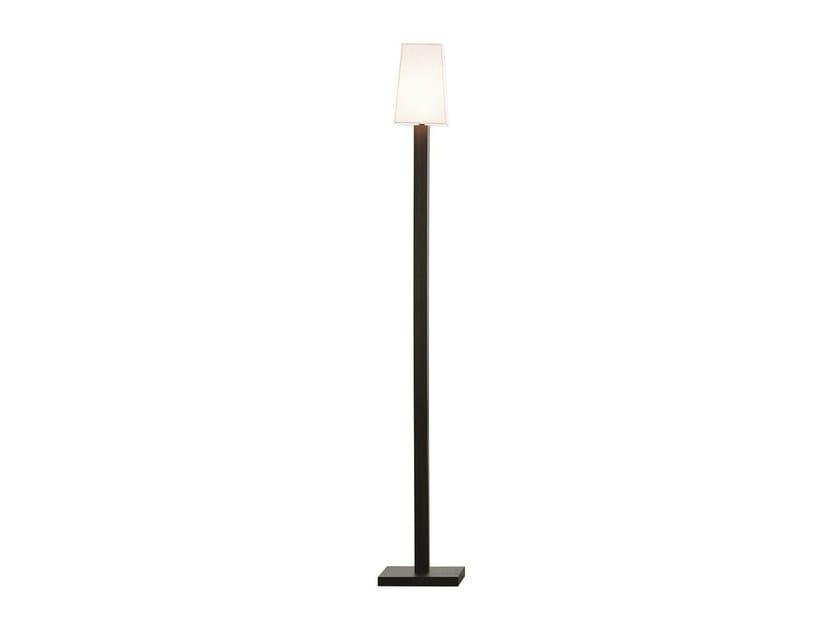 Walnut floor lamp OTTO 191 - Gervasoni