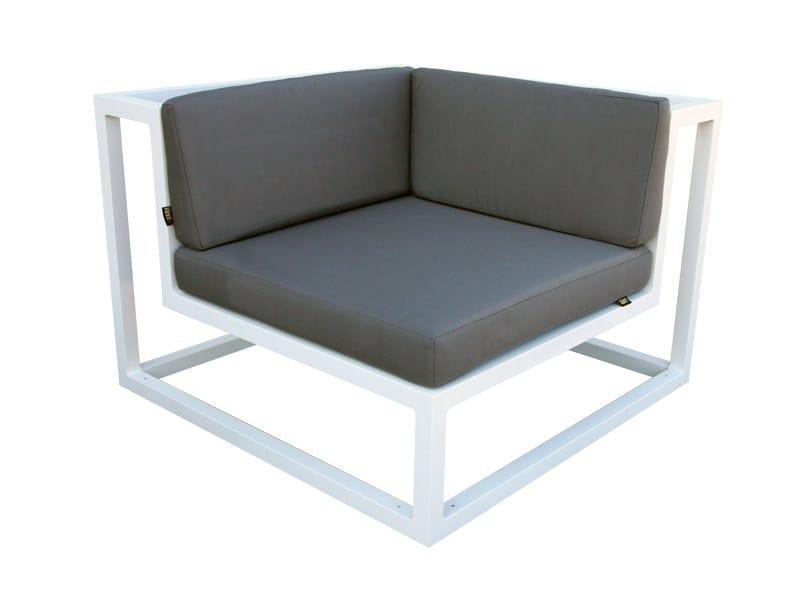 Corner modular Batyline® armchair BRAZILIA | Corner armchair - Sérénité Luxury Monaco