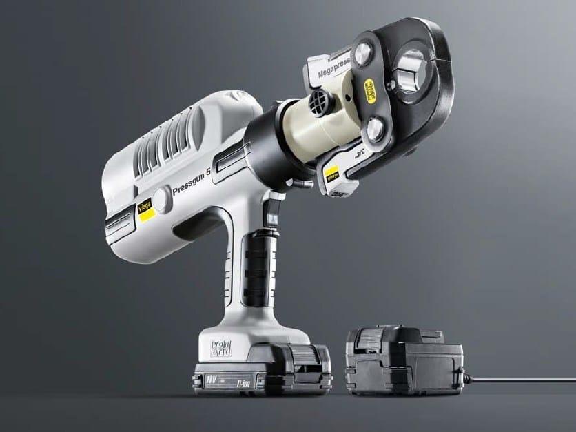 General electric tool PRESSGUN 5 - Viega Italia