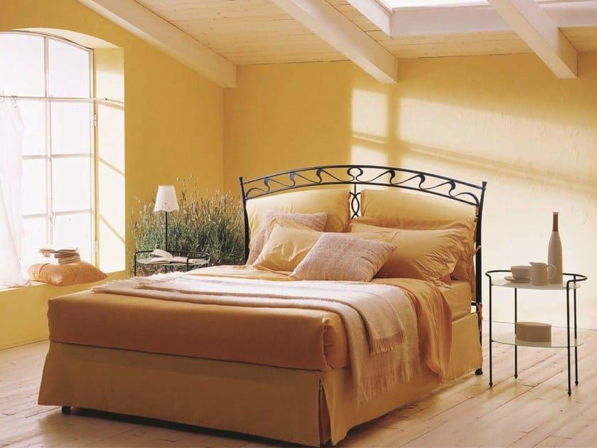 Classic style iron double bed DORA | Iron bed - Bontempi Casa
