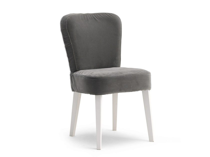 Upholstered chair LC 21 - Letti&Co.