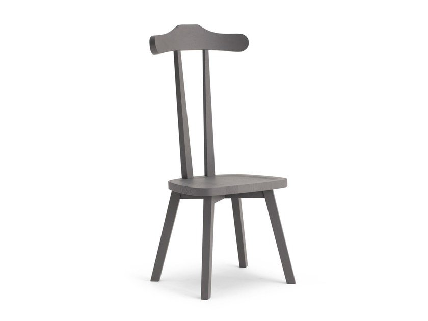 High-back chair LC 23 - Letti&Co.