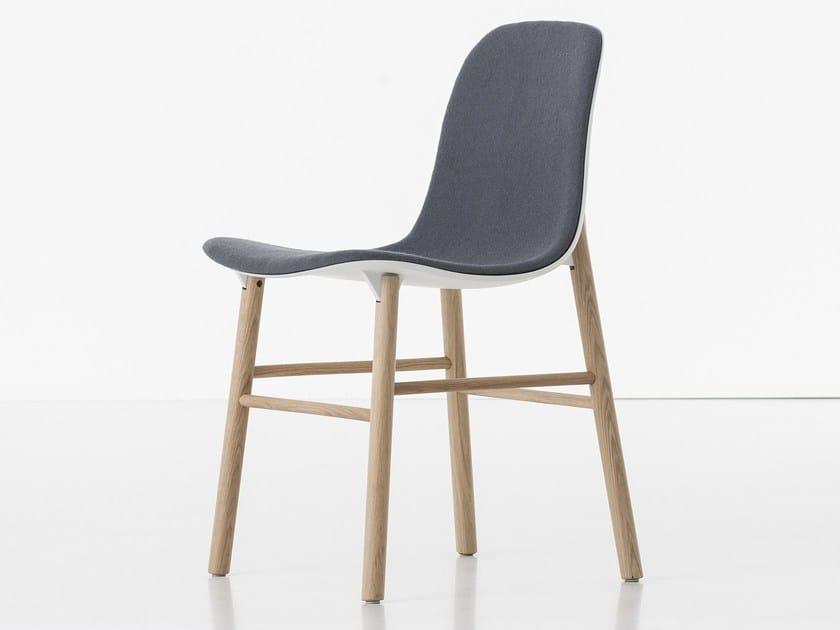 sharky chaise rembourr e by kristalia design eva paster michael geldmacher. Black Bedroom Furniture Sets. Home Design Ideas