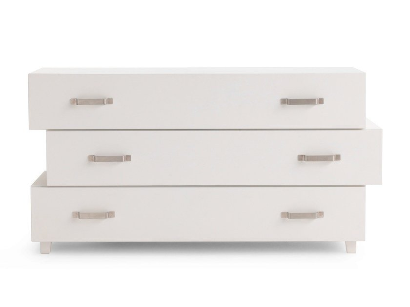Walnut chest of drawers LC 63 - Letti&Co.