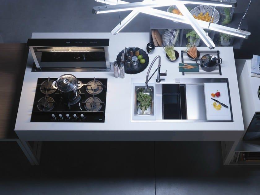 clv 214 by franke design mario ferrarini. Black Bedroom Furniture Sets. Home Design Ideas