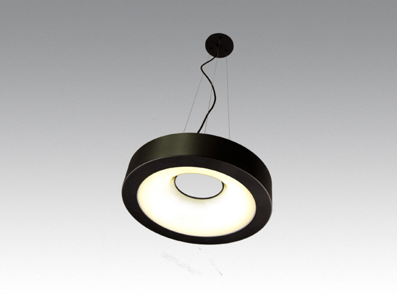 Aluminium pendant lamp SHUTTLE - Orbit