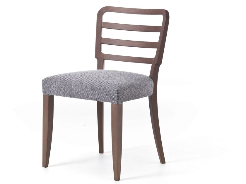 Upholstered fabric chair WIENER 11 - Very Wood