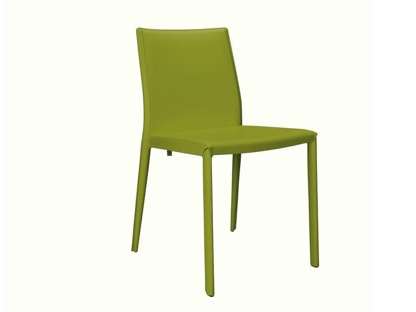 Leather chair D26   Chair - Hülsta-Werke Hüls