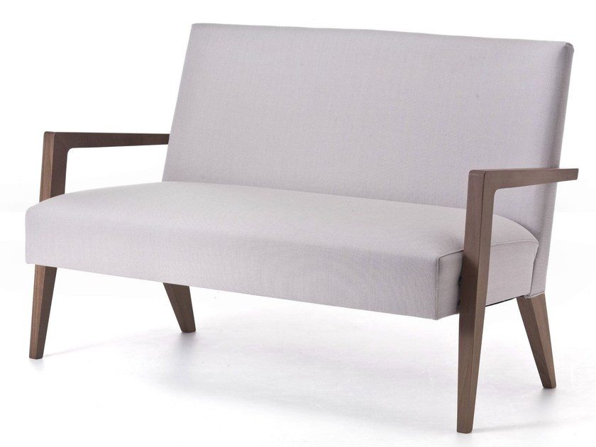 Fabric small sofa METRO 05 - Very Wood
