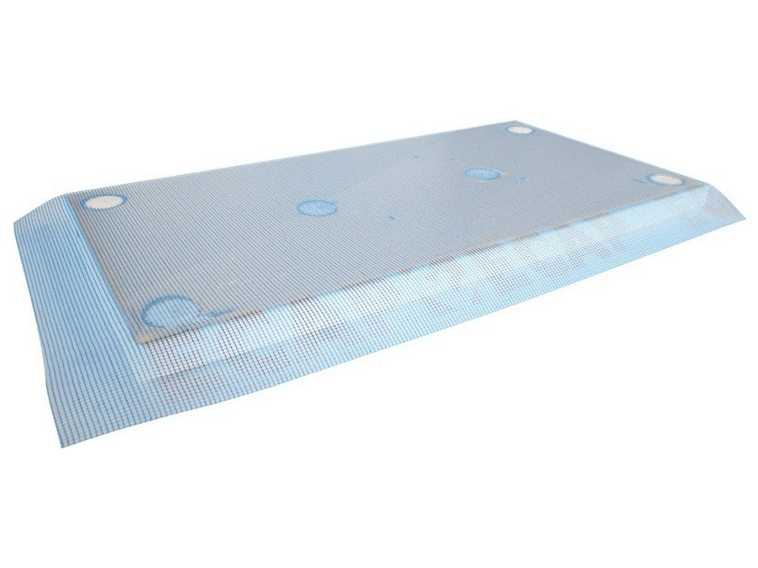 Expanded polyurethane thermal insulation panel ECAP® L by EDILTECO