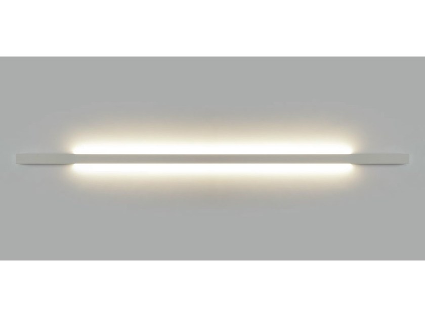 Indirect light wall lamp F-LED INSIDE - Orbit