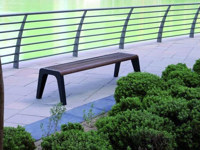 Backless Bench BRUNEA - mmcité 1