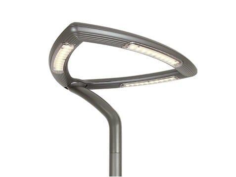 LED aluminium street lamp ZENDA - ECLATEC