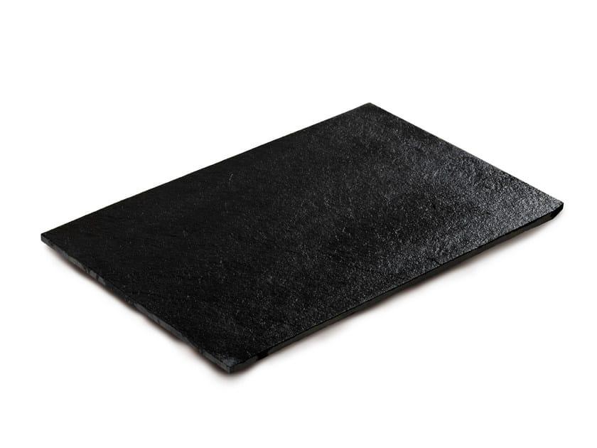 Calcareous stone outdoor floor tiles NERO ASSOLUTO | Outdoor floor tiles - GRANULATI ZANDOBBIO