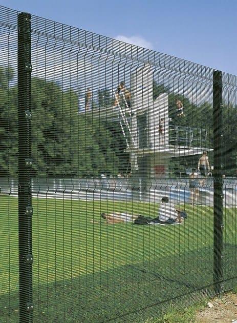Recinzione di sicurezza SECURIFOR® 3D - BETAFENCE ITALIA