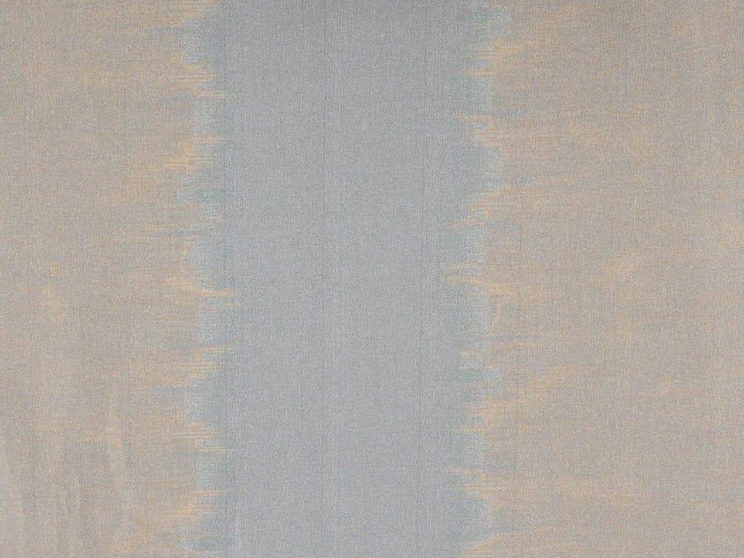 Striped cotton fabric BRITTEN STRING - KOHRO