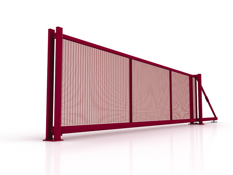 Self-Supporting Sliding gate IT by BETAFENCE ITALIA