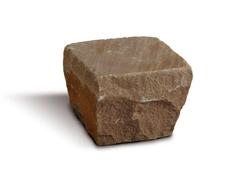 Paving block AUTUMN BROWN - GRANULATI ZANDOBBIO